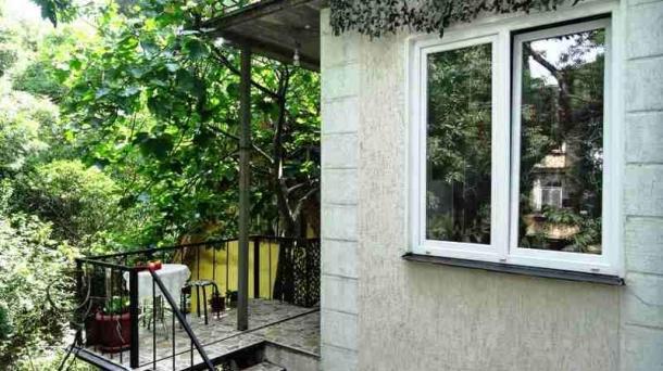 Трехкомнатная квартира в Ялте