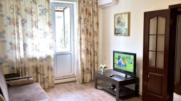 Аренда квартиры в Ялте на Киевской